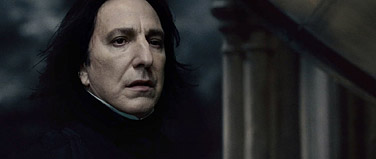 Alan Rickman as Professor Severus Snape in Harry Potter and the Half-Blood Prince